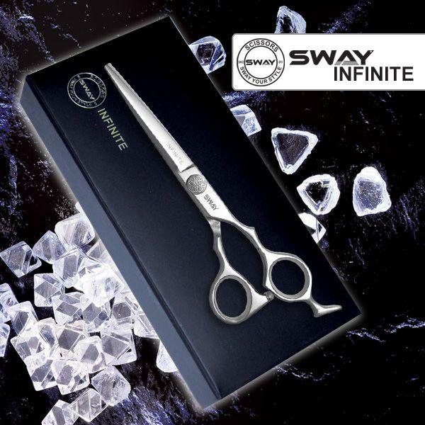 Парикмахерские ножницы SWAY Infinite 110 10360 размер 6