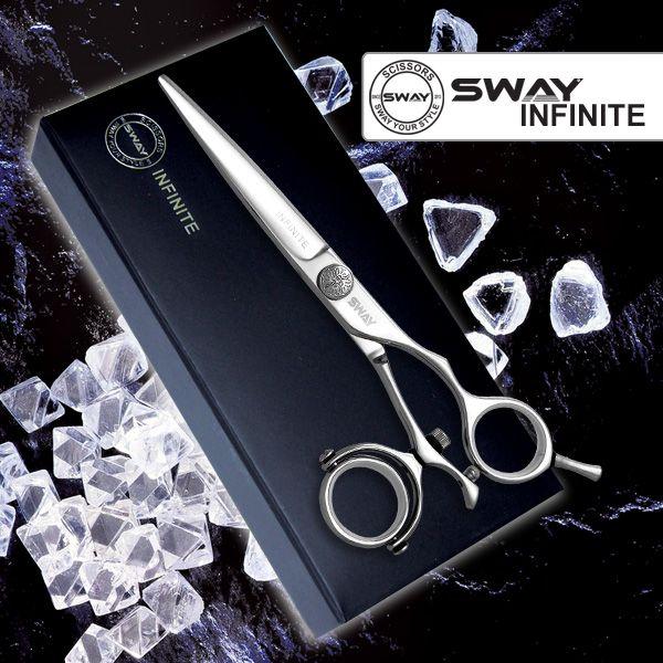 Парикмахерские ножницы SWAY Infinite 110 10760 размер 6