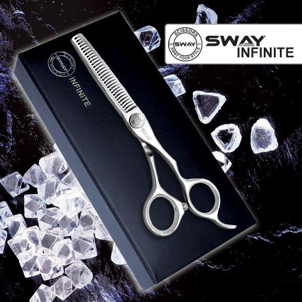 Филировочные ножницы SWAY Infinite 110 16060 размер 6