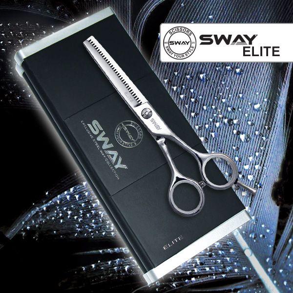 Филировочные ножницы SWAY Elite 110 26155 размер 5,5