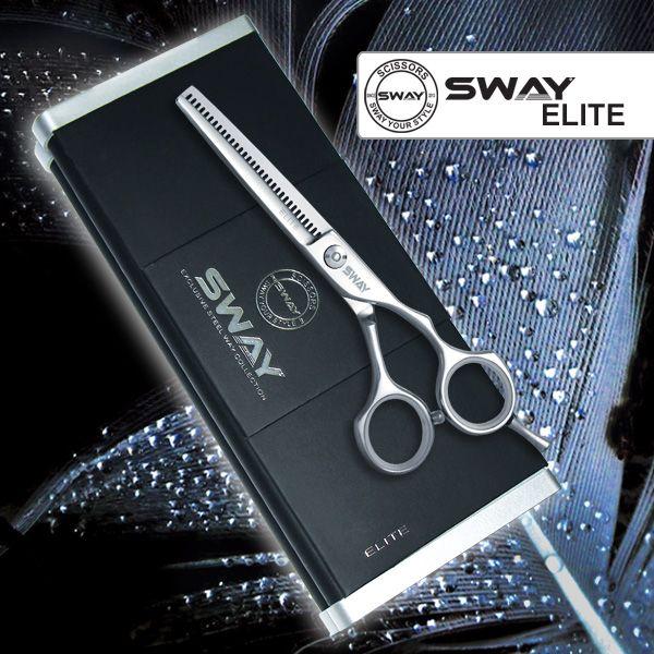 Филировочные ножницы SWAY Elite 110 26255 размер 5,5