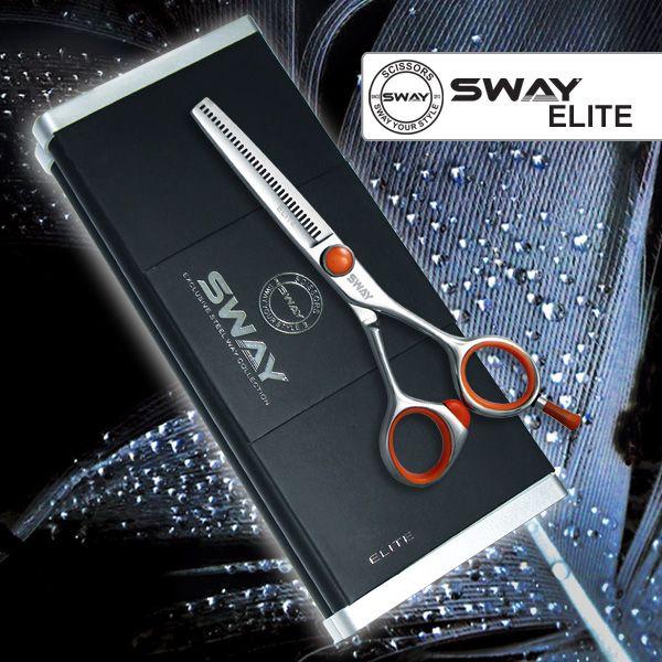 Филировочные ножницы SWAY Elite 110 26355 размер 5,5