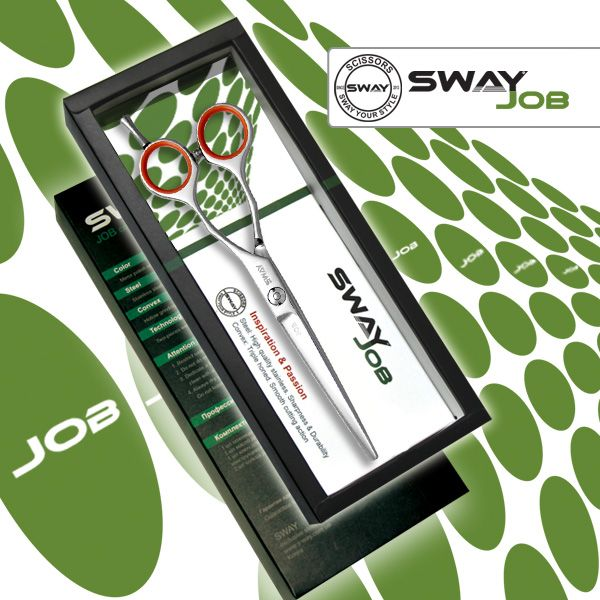 Парикмахерские ножницы SWAY Job 110 50160 размер 6