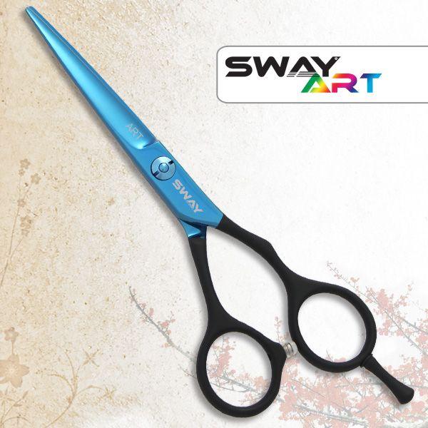 Парикмахерские ножницы SWAY Art Crow Wing  110 30660 размер 6