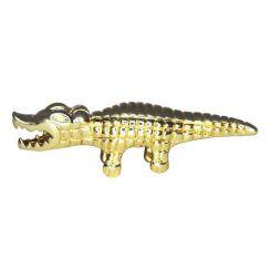 Украшение для ножниц на магните - Золотой Крокодил артикул 996 999993 g фото, цена sw_14892-01, фото 1