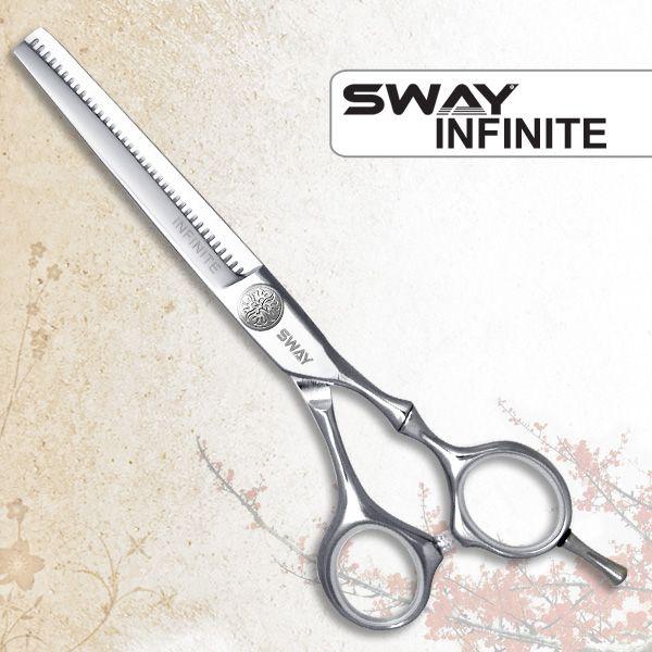 Филировочные ножницы SWAY Infinite 110 16160 размер 6