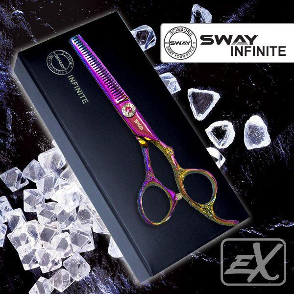 Филировочные ножницы SWAY Infinite Exellent 110 16255 размер 5,5