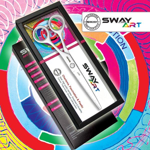 Парикмахерские ножницы SWAY Art 110 30855 размер 5,5