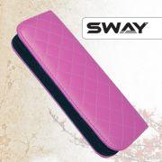 SWAY артикул: 110 999004 Чехол на 1 ножницы SWAY лиловый