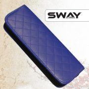SWAY артикул: 110 999005 Чехол на 1 ножницы SWAY синий