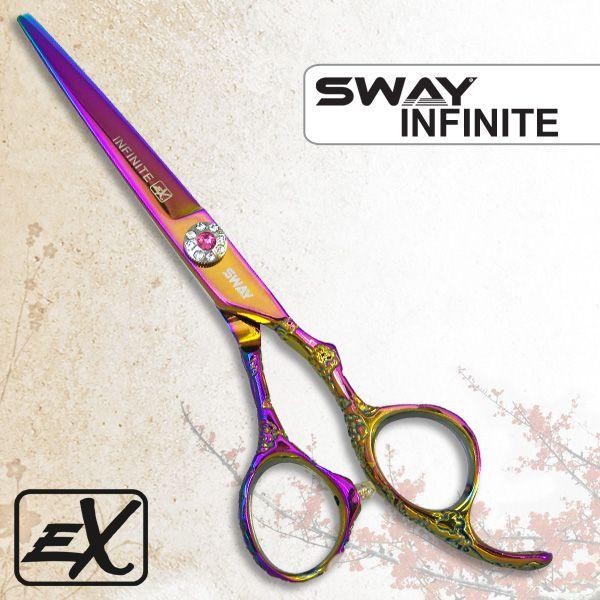 Парикмахерские ножницы SWAY Infinite Exellent 110 10955EX размер 5,5