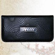 SWAY артикул: 110 999002 Чехол для 2-х ножниц Sway Black Snake Small