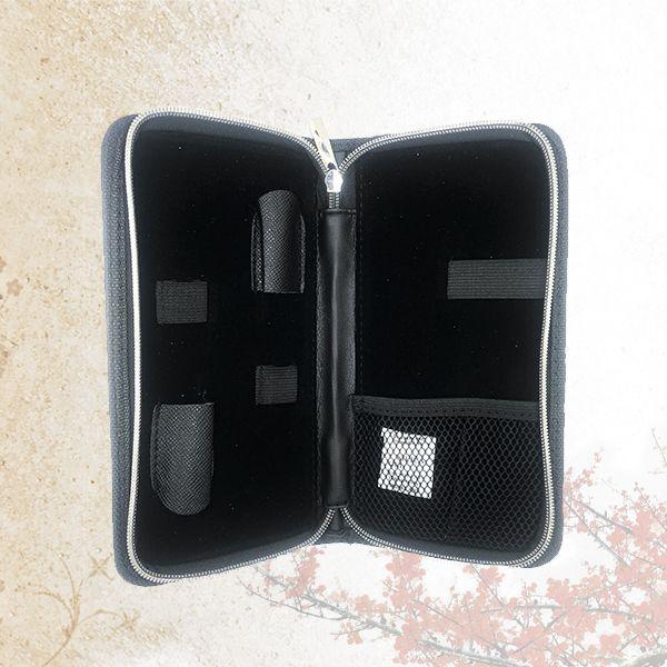 Чехол для 2-х ножниц Sway Black Edition Small