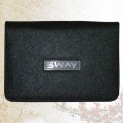 SWAY артикул: 110 999008 Чехол для 6-ти ножниц Sway Glamour Large