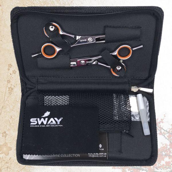 Набор парикмахерских ножниц Sway Grand 403 размер 5,5