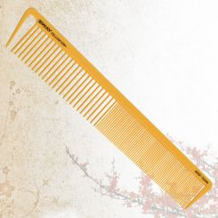 Парикмахерская расческа Sway Yellow ion+ 006 артикул 130 006 фото, цена sw_21777-01, фото 1
