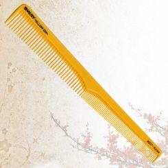 Парикмахерская расческа Sway Yellow ion+ 007 артикул 130 007 фото, цена sw_21778-01, фото 1