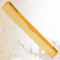 Парикмахерская расческа Sway Yellow ion+ 008 артикул 130 008 фото, цена sw_21779-01, фото 1