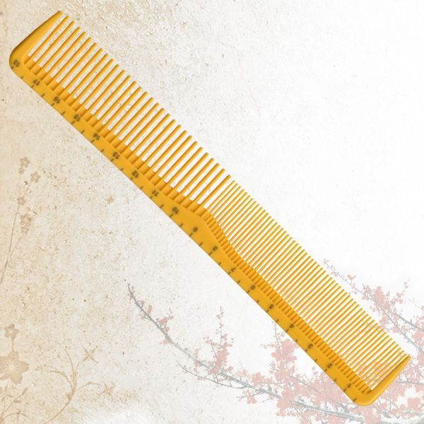 Комбинированная расческа Sway Yellow ion+ 008