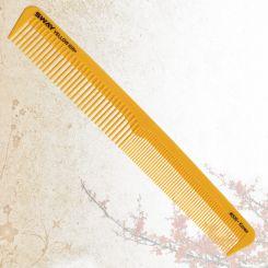 Парикмахерская расческа Sway Yellow ion+ 009 артикул 130 009 фото, цена sw_21780-01, фото 1
