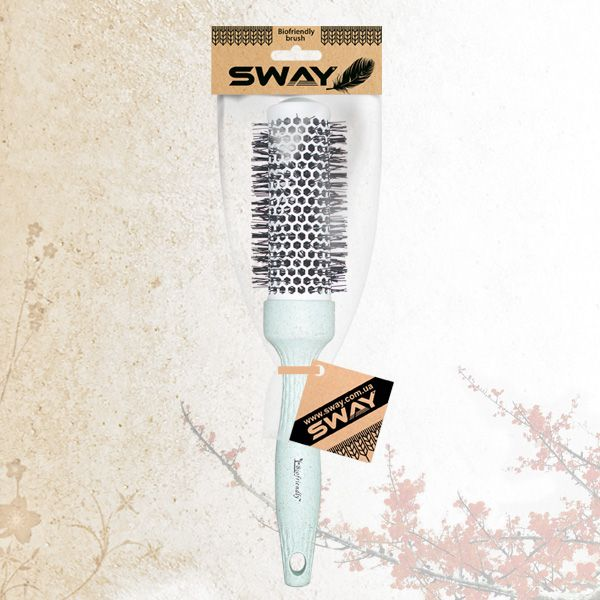 Термобрашинг Sway Biofriendly Wheat Fiber 33 мм.