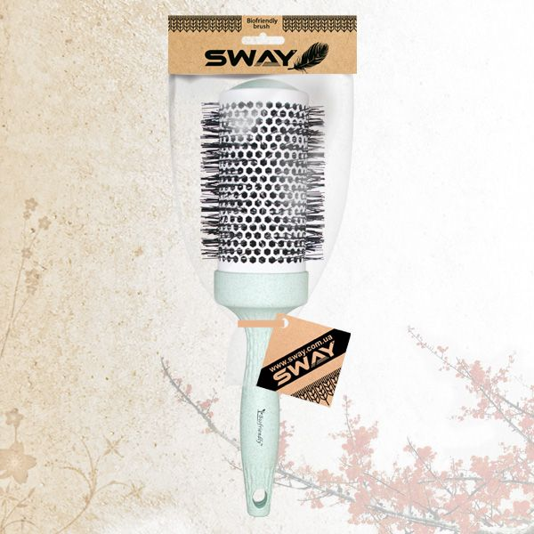 Термобрашинг Sway Biofriendly Wheat Fiber 53 мм.