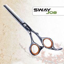 """Филировочные ножницы для стрижки Sway Job 110 56255 размер 5,5 артикул 110 56255 5,50"""" фото, цена sw_21939-01, фото 1"""