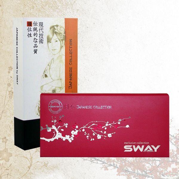 Парикмахерские ножницы Sway Angel Japanese Line размер 6