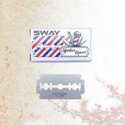 SWAY артикул: 119 961 Лезвия для бритвы Sway Barber Razor 20 шт.
