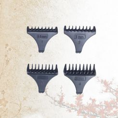 Комплект насадок для триммера Sway Cooper 1,5; 3; 4,5; 6 мм. артикул 115 5929 фото, цена sw_21953-01, фото 1