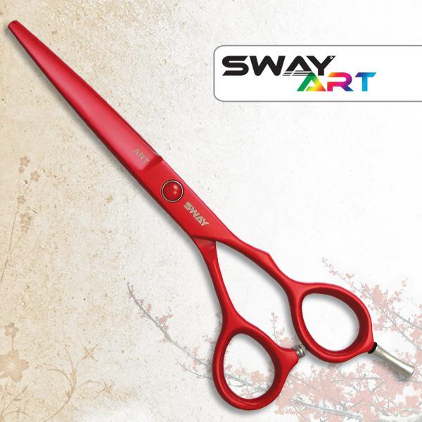 Парикмахерские ножницы SWAY ART PASSION, модель: 110 30160